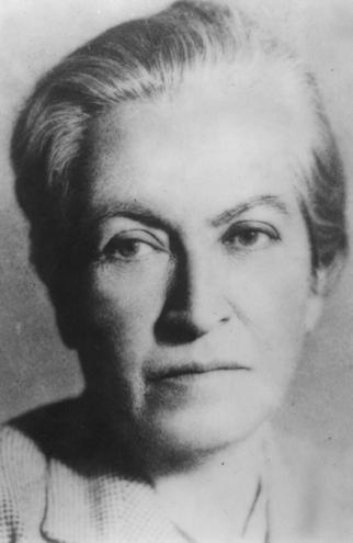Gabriela Mistral gale kvinder